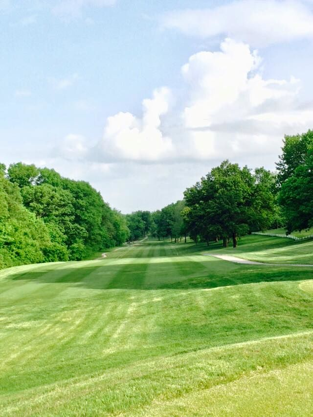Berry hill golf course cover picture