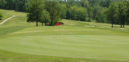 Cape jaycee municipal golf course cover picture