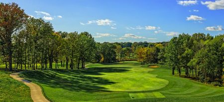 Columbia golf and country club cover picture