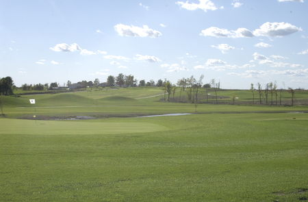 Country creek golf club cover picture