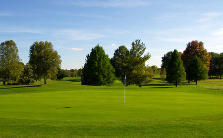 Overview of golf course named Crescent Farms Golf Course