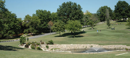 Overview of golf course named Creve Coeur Golf Club
