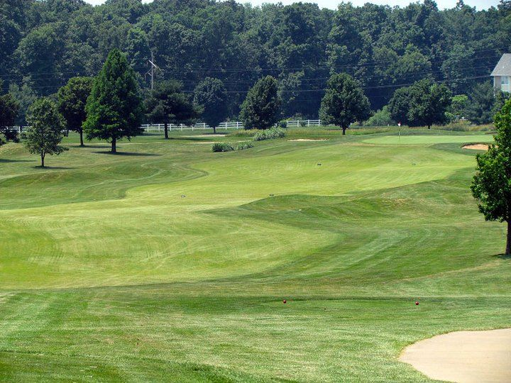 Crown pointe golf club cover picture