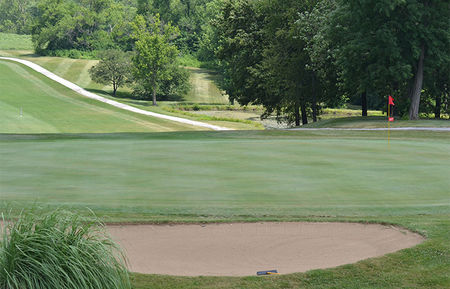 Eagle Springs Golf Course Cover Picture