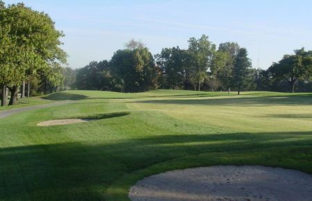 Forest Park Golf Course Cover Picture