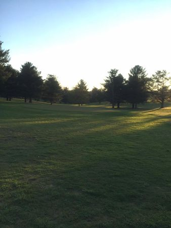 Hickory hills country club cover picture