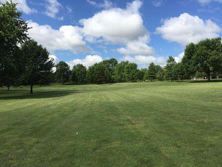 Jackson park golf course cover picture