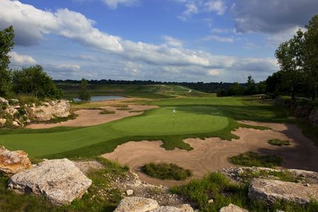 Stone canyon golf club cover picture