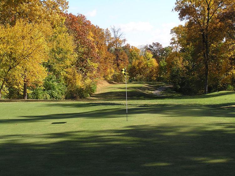 The Falls Golf Club Golf Course All Square Golf