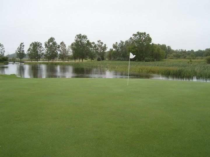 Ainsworth municipal golf course cover picture