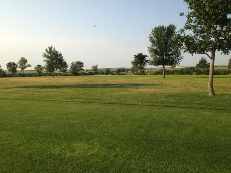 Arapahoe municipal golf course cover picture