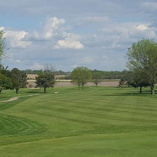Ashland golf club cover picture