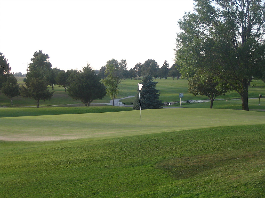 Overview of golf course named Atkinson-Stuart Country Club