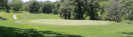 Bay hills golf course cover picture
