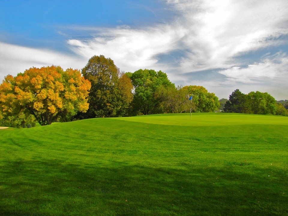 Benson park golf course cover picture