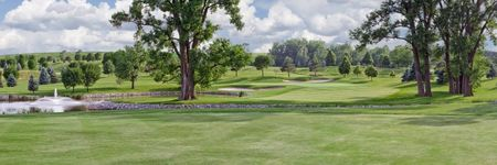 Overview of golf course named Blackbird/Gray Hawk at Indian Creek Golf Course