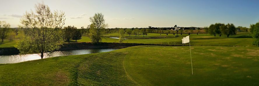 Calamus golf course cover picture