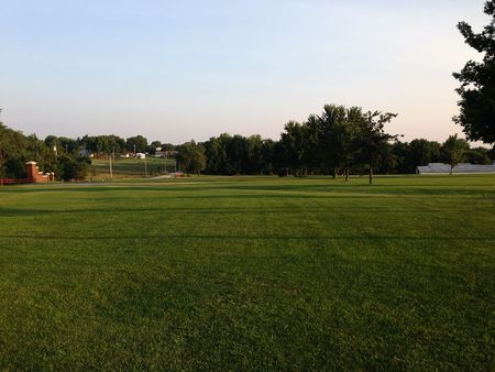 Fairview golf course cover picture