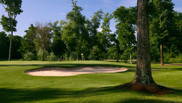Overview of golf course named Newman Grove Golf Course