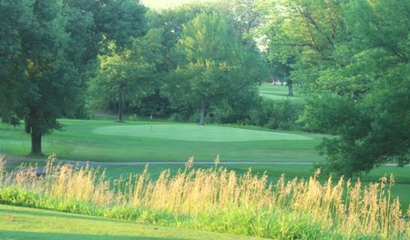Overview of golf course named Ord Golf Club