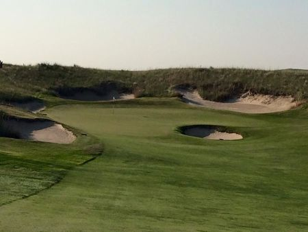 Sand Ridge Golf Course Cover Picture
