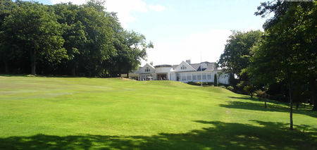 Pollok Golf Club Cover Picture