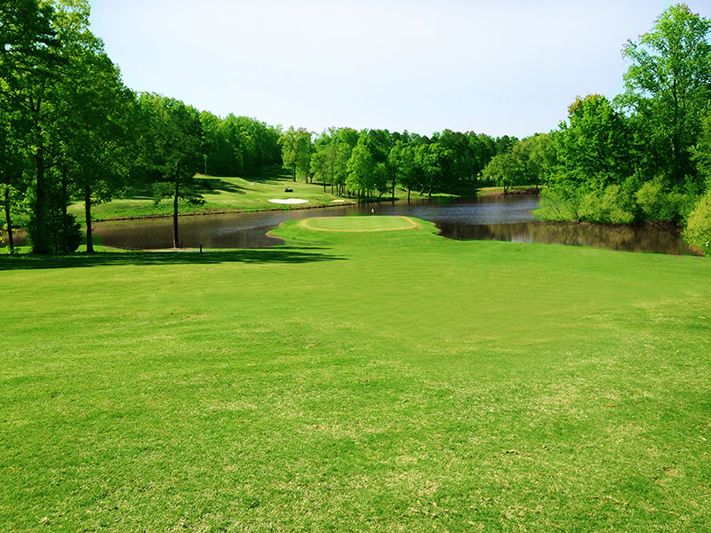 Asheboro country club cover picture