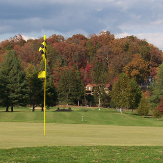 Asheville municipal golf course cover picture