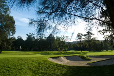 Bayview Golf Course Cover Picture