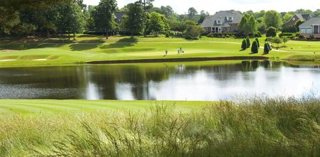 Overview of golf course named Bentwinds Golf and Country Club