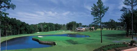 Overview of golf course named Briar Creek Golf Course
