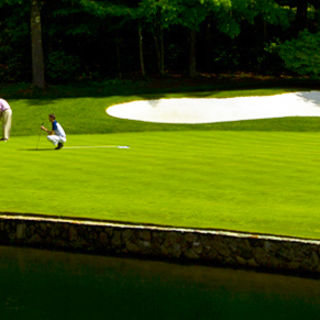 Burlingame country club cover picture