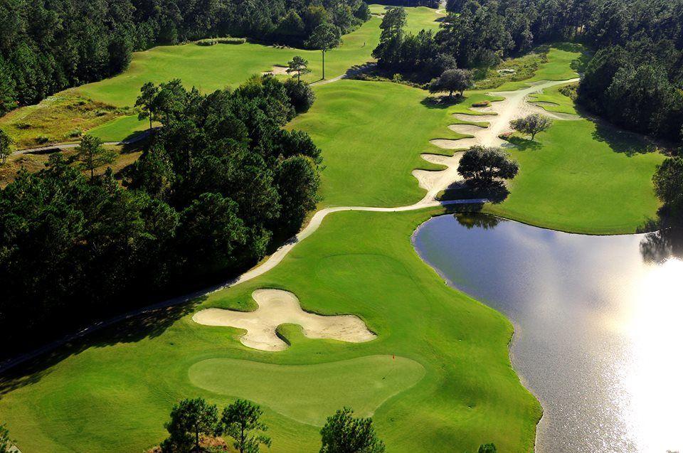 Carolina national golf club cover picture