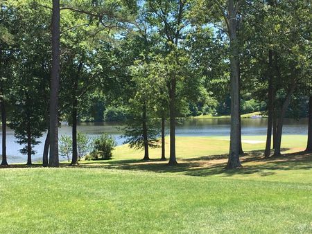 Overview of golf course named Carolina Trace Country Club