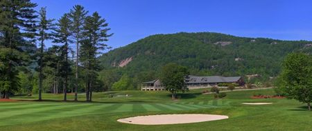 Overview of golf course named Country Club of Sapphire Valley, The