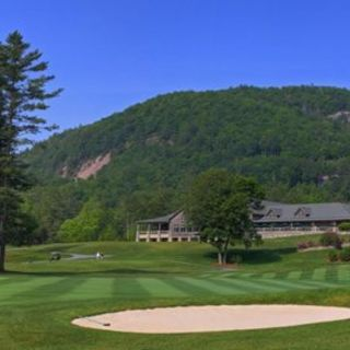 Country club of sapphire valley the cover picture
