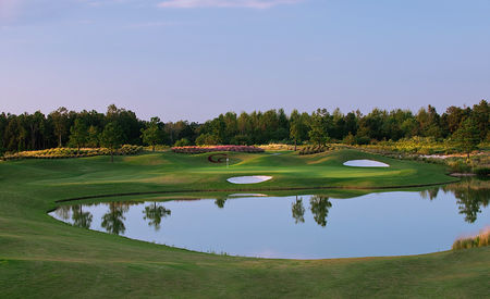 Cutter creek golf club cover picture