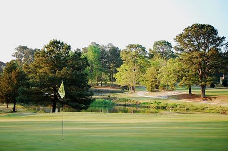 Cypress Lakes Golf Course Cover