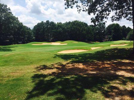 Devil's Ridge Golf Club Cover