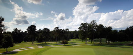Overview of golf course named Forsyth Country Club