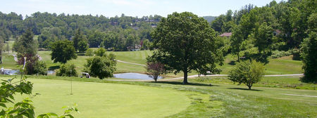 Grassy Creek Golf and Country Club Cover