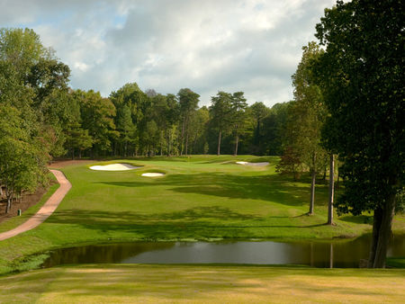 Greensboro country club cover picture