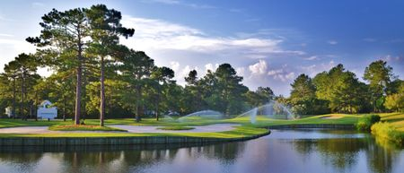 Harbour Pointe Golf Club Cover Picture