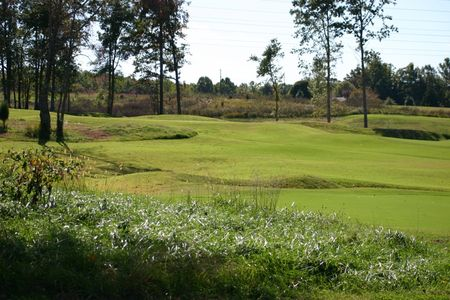 Iron play golf course cover picture