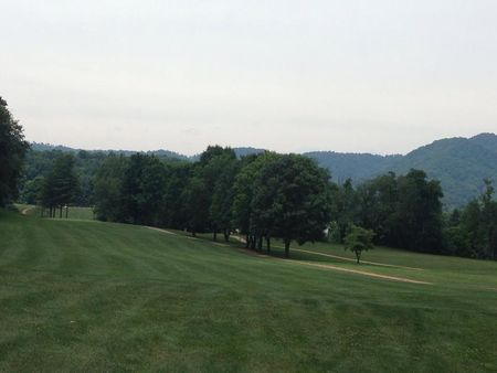 Lake junaluska golf course cover picture