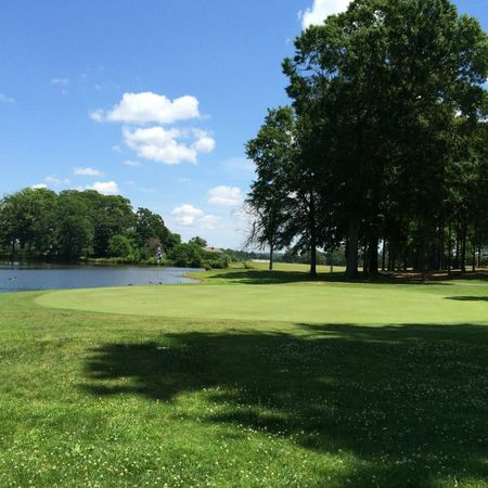 Lake Winds Golf Course Cover Picture