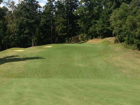 Lexington Golf Club Cover Picture
