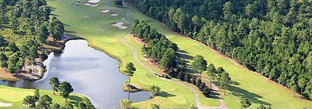 Magnolia Greens Golf Course Cover Picture
