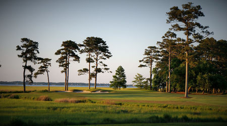Morehead City Country Club Cover Picture