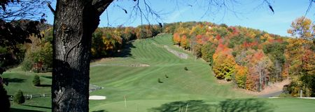 Mountain Aire Golf Course Cover Picture